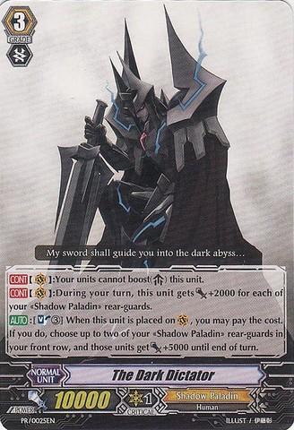 The Dark Dictator - PR/0025EN - PR