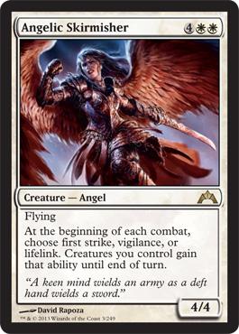 Angelic Skirmisher