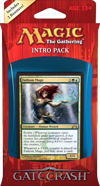 MTG Gatecrash Intro Pack: Simic Synthesis