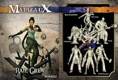 Rail Crew - Mei Fang Box Set