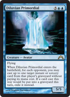 Diluvian Primordial - Foil