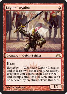 Legion Loyalist - Foil