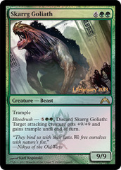 Skarrg Goliath - Foil - Launch Promo