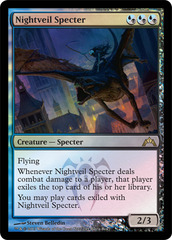 Nightveil Specter - (Gatecrash Buy-a-Box Promo)