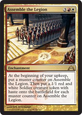 Assemble the Legion - Foil