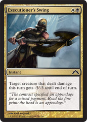 Executioner's Swing - Foil