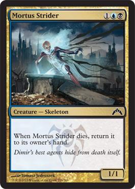 Mortus Strider - Foil