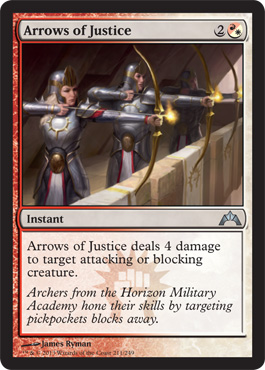 Arrows of Justice - Foil