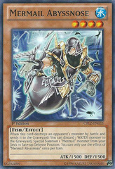 Mermail Abyssnose - CBLZ-EN033 - Common - 1st Edition on Channel Fireball