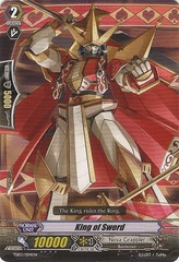 King of Sword - TD03/004EN - TD