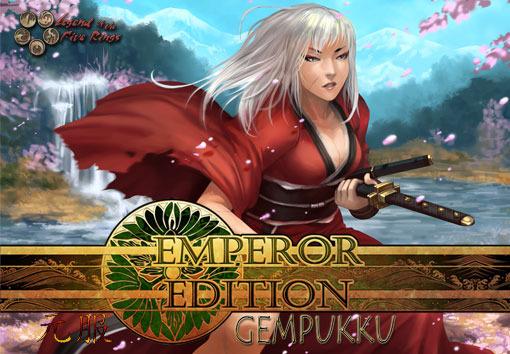 Emperor Edition: Gempukku Starter Deck: Lion Clan