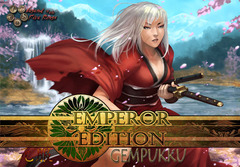 Emperor Edition: Gempukku Starter Deck: Scorpion Clan