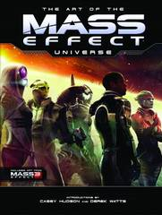The Art Of The Mass Effect Universe Hardcover