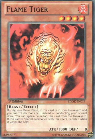 SDOK-EN014 Volcanic Counter 1st Edition Mint YuGiOh Card