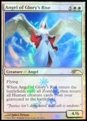 Angel of Glory's Rise - Foil - Walmart Promo