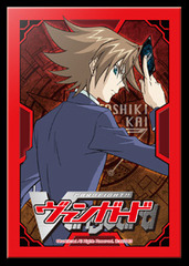 Cardfight! Vanguard Vol. 5 Kai Toshiki Sleeves (53ct)