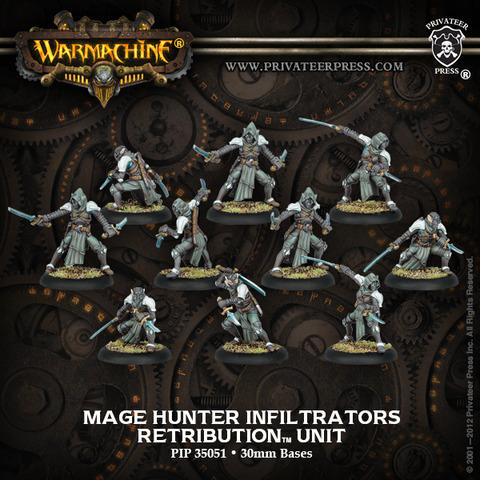 Mage Hunter Infiltrators