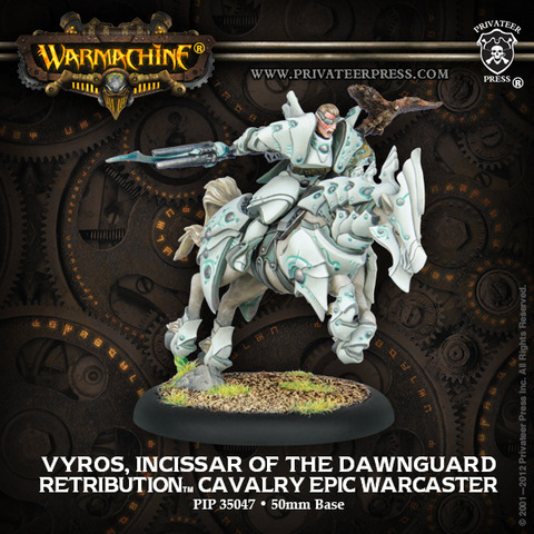 Vyros, Incissar of the Dawnguard