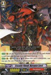 Stealth Fiend, Kurama Lord - BT05/027EN - R