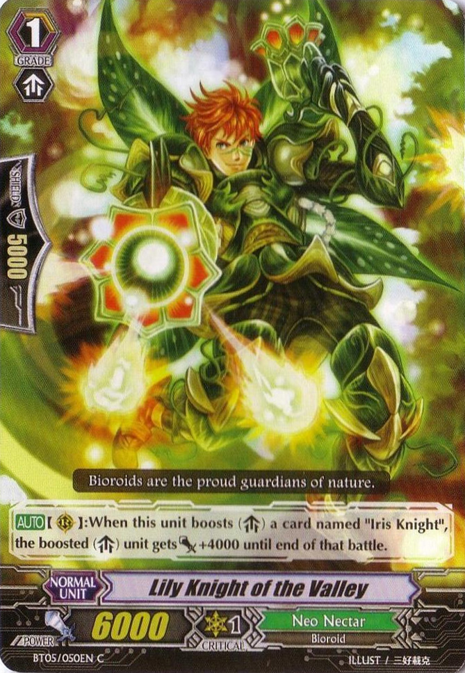 Lily Knight of the Valley - BT05/050EN - C