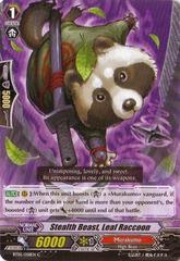 Stealth Beast, Leaf Racoon - BT05/058EN - C
