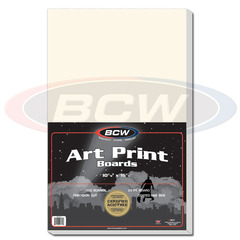 Art Print Backing Boards - Pack of 100