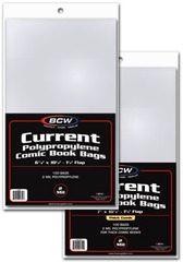 Current Comic Book Bags