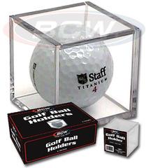 BCW Golf Ball Square