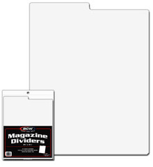 Magazine Dividers - Pack of 25