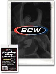 BCW Regular Snap Card Holder