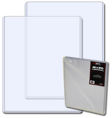 16 X 20 - Topload Holders - Pack of 10