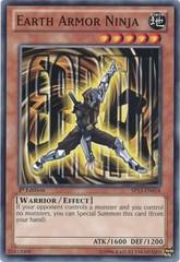 Earth Armor Ninja - SP13-EN018 - Common - Unlimited Edition