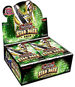Yu-Gi-Oh Star Pack 2013 Unlimited Booster Box