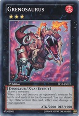 Grenosaurus - SP13-EN022 - Common - 1st Edition