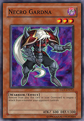 Necro Gardna - TAEV-EN012 - Super Rare - 1st Edition