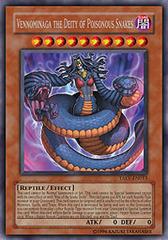 Vennominaga the Deity of Poisonous Snakes - TAEV-EN013 - Secret Rare - 1st Edition