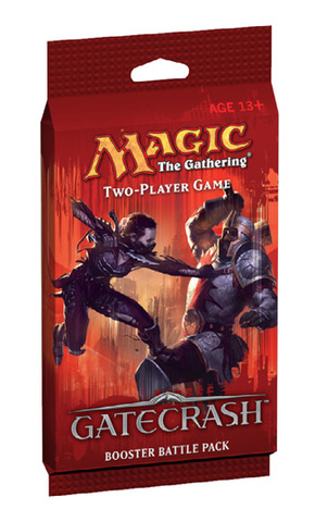 Gatecrash Booster Battle Pack