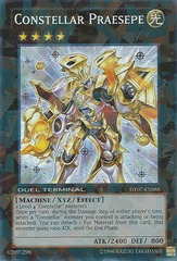 Constellar Praesepe - DT07-EN088 - Super Parallel Rare - Duel Terminal on Channel Fireball