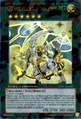 Constellar Ptolemy M7 - DT07-EN089 - Ultra Parallel Rare - Duel Terminal on Channel Fireball