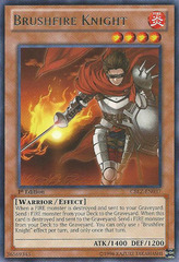 Brushfire Knight - CBLZ-EN037 - Rare - Unlimited Edition