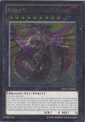 Number 92: Heart-eartH Dragon - CBLZ-EN045 - Ultimate Rare - Unlimited Edition
