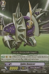 Spike Bouncer - EB01/035EN - C on Channel Fireball