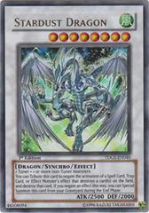 Stardust Dragon - TDGS-EN040 - Ultra Rare - 1st Edition