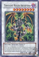 Thought Ruler Archfiend - TDGS-EN044 - Ultra Rare - 1st Edition