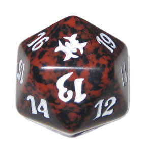 Magic Spindown Die - From the Vault: Dragons