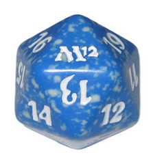 Magic Spindown Die - M12 Magic 2012 Blue