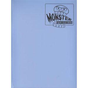 Monster Protectors 9 Pocket Matte Delta Blue Binder