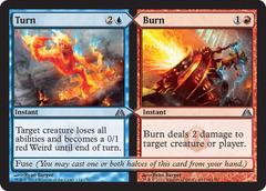 Turn // Burn - Foil