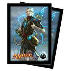 Ultra Pro Dragon's Maze Sleeves - Izzet (80ct)