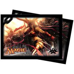 Ultra Pro Dragon's Maze Sleeves - Rakdos (80ct)